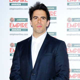 Eli Roth in The Jameson Empire Awards 2011 - Arrivals