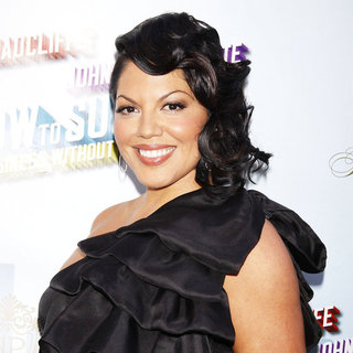 Sara Ramirez in Opening Night of The Broadway Musical Production - Arrivals