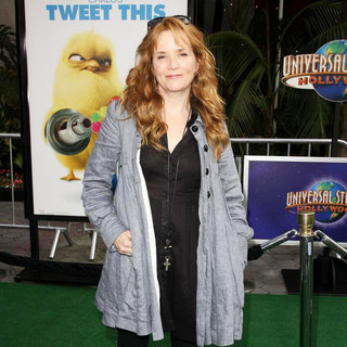 Lea Thompson in Los Angeles Premiere of 'Hop'