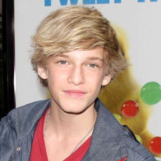 Cody Simpson in Los Angeles Premiere of 'Hop'
