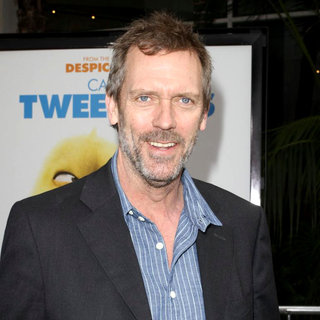 Hugh Laurie in Los Angeles Premiere of 'Hop'