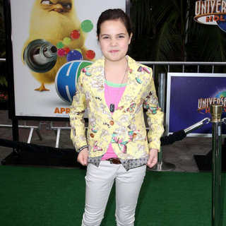 Bailee Madison in Los Angeles Premiere of 'Hop'