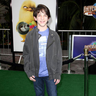 Zachary Gordon in Los Angeles Premiere of 'Hop'