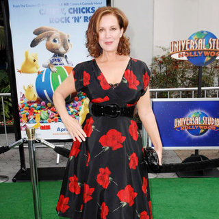 Elizabeth Perkins in Los Angeles Premiere of 'Hop'