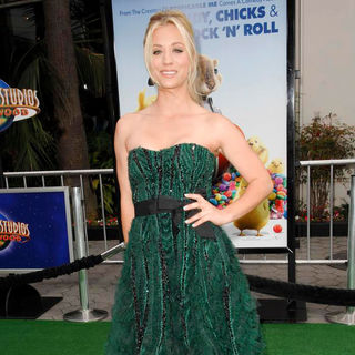 Kaley Cuoco in Los Angeles Premiere of 'Hop'