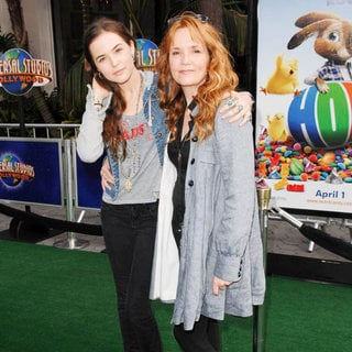 Zoey Deutch, Lea Thompson in Los Angeles Premiere of 'Hop'