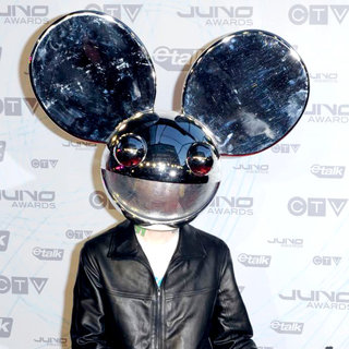 Deadmau5 in 2011 JUNO Awards - Arrivals