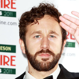 Chris O'Dowd in The Jameson Empire Awards 2011 - Arrivals