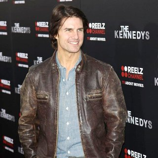 Tom Cruise - World Premiere of The Kennedys