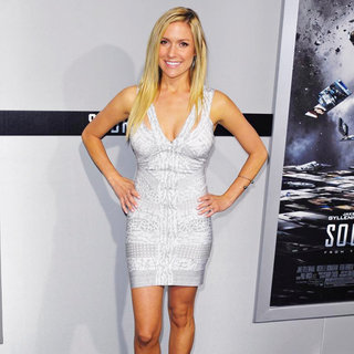 Kristin Cavallari in Los Angeles Premiere of 'Source Code' - Arrivals