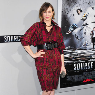 Vera Farmiga in Los Angeles Premiere of 'Source Code' - Arrivals