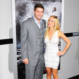 Jay Cutler, Kristin Cavallari in Los Angeles Premiere of 'Source Code' - Arrivals