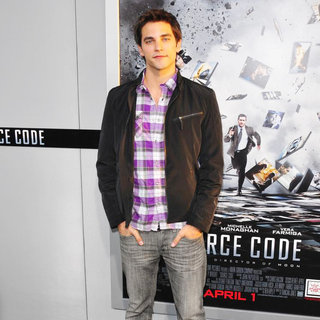 Brant Daughtry in Los Angeles Premiere of 'Source Code' - Arrivals