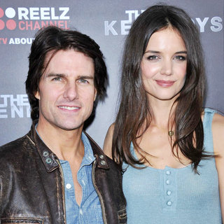 "Tom Cruise, Katie Holmes in World Premiere of ""The Kennedys"""