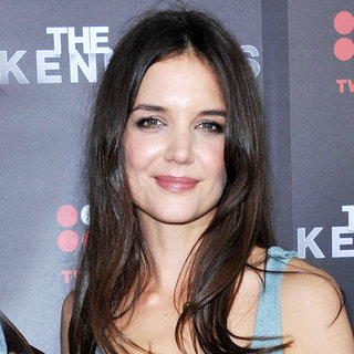 "Katie Holmes in World Premiere of ""The Kennedys"""