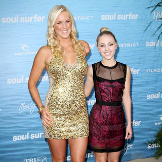 The Los Angeles Premiere of 'Soul Surfer' - wenn3273655