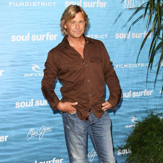 The Los Angeles Premiere of 'Soul Surfer' - wenn3273656