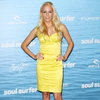 Hannah Cornett in The Los Angeles Premiere of 'Soul Surfer'