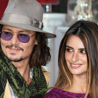 Penelope Cruz - Penelope Cruz Receives A Star on The Hollywood Walk of Fame