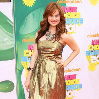 Debby Ryan in Nickelodeon's 2011 Kids Choice Awards
