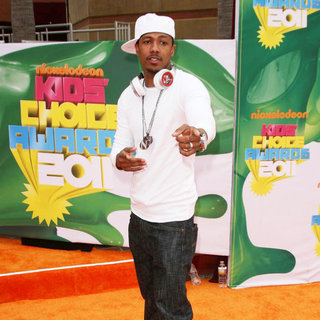 Nick Cannon in Nickelodeon's 2011 Kids Choice Awards