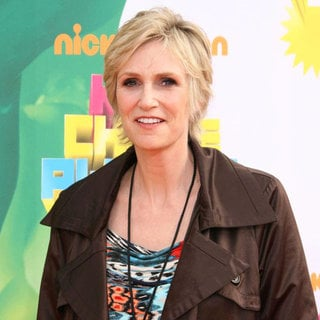 Jane Lynch in Nickelodeon's 2011 Kids Choice Awards