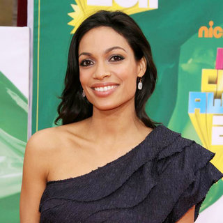 Rosario Dawson in Nickelodeon's 2011 Kids Choice Awards
