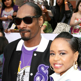 Snoop Dogg, Shante Broadus in Nickelodeon's 2011 Kids Choice Awards