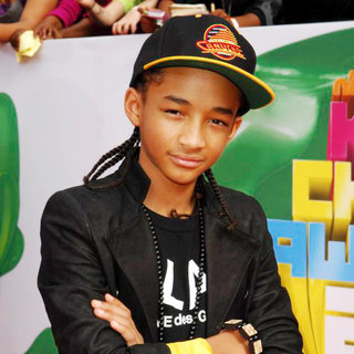 Jaden Smith in Nickelodeon's 2011 Kids Choice Awards
