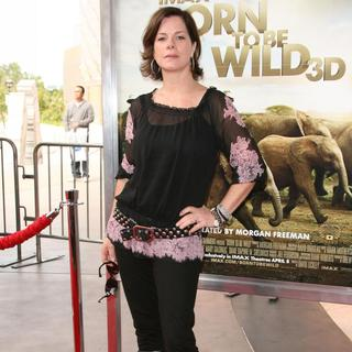 Marcia Gay Harden in World Premiere of Born to Be Wild 3D
