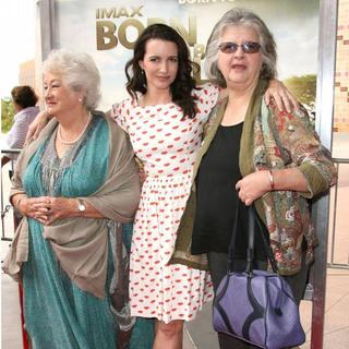 Daphne Sheldrick, Kristin Davis, Birute Galdikas in World Premiere of Born to Be Wild 3D