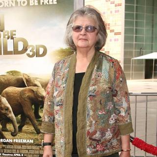 Birute Galdikas in World Premiere of Born to Be Wild 3D