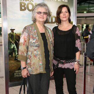 Birute Galdikas, Marcia Gay Harden in World Premiere of Born to Be Wild 3D