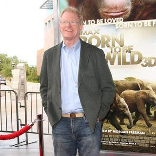 Ed Begley Jr. in World Premiere of Born to Be Wild 3D