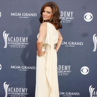 Martina McBride in The Academy of Country Music Awards 2011 - Arrivals