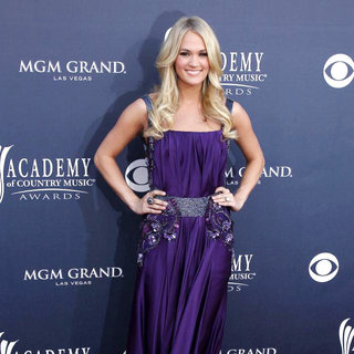 Carrie Underwood in The Academy of Country Music Awards 2011 - Arrivals