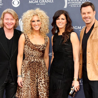 Little Big Town in The Academy of Country Music Awards 2011 - Arrivals