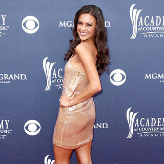 Jana Kramer in The Academy of Country Music Awards 2011 - Arrivals