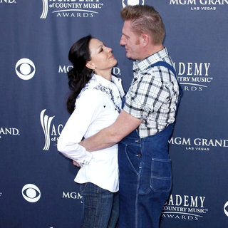 Joey + Rory in The Academy of Country Music Awards 2011 - Arrivals