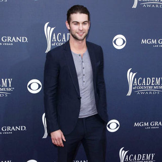 Chace Crawford in The Academy of Country Music Awards 2011 - Arrivals