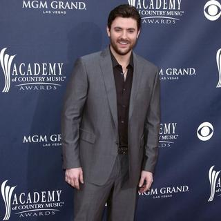 Chris Young in The Academy of Country Music Awards 2011 - Arrivals