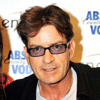 Charlie Sheen's Violent Torpedo of Truth Tour After Party - wenn3280043