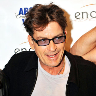 Charlie Sheen's Violent Torpedo of Truth Tour After Party - wenn3280045