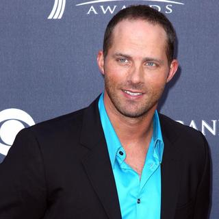 Jay Barker in The Academy of Country Music Awards 2011 - Arrivals