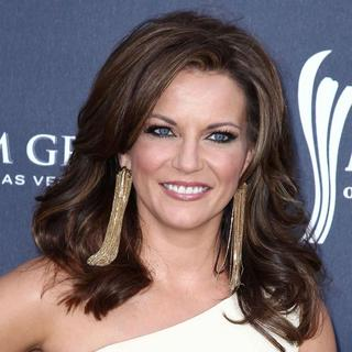 Martina McBride in The Academy of Country Music Awards 2011 - Arrivals - wenn3280267