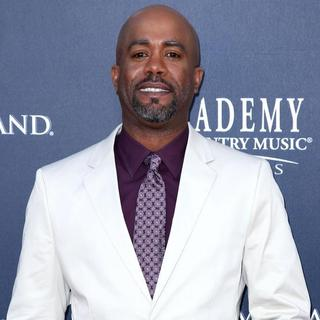 Darius Rucker in The Academy of Country Music Awards 2011 - Arrivals