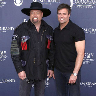Montgomery Gentry in The Academy of Country Music Awards 2011 - Arrivals - wenn3280284