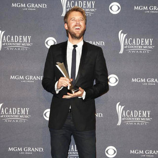 Charles Kelley, Lady Antebellum in The Academy of Country Music Awards 2011 - Press Room