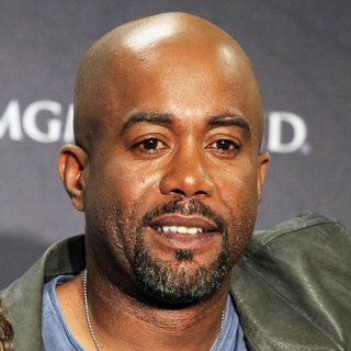 Darius Rucker in The Academy of Country Music Awards 2011 - Press Room
