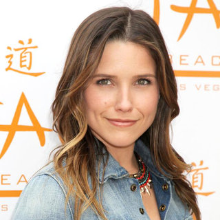 Sophia Bush in TAO Beach Season Opening